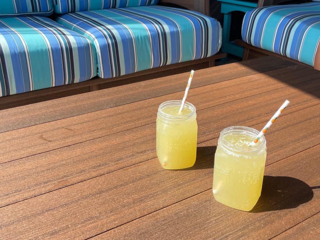 Exclusive Splash Island Mocktail